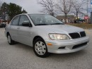 Used 2003 Mitsubishi Lancer ES for sale in Mississauga, ON