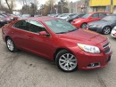 Used 2013 Chevrolet Malibu LT/AUTOAIR/LOADED/ALLOYS for sale in Pickering, ON