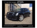 Used 2014 Cadillac ATS RWD - sunroof, leather heated power seats, Bose! for sale in Orleans, ON