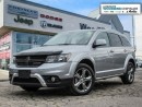 Used 2016 Dodge Journey Crossroad/Navigation for sale in Markham, ON
