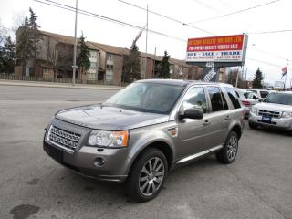 Used 2008 Land Rover LR2 HSE for sale in Toronto, ON