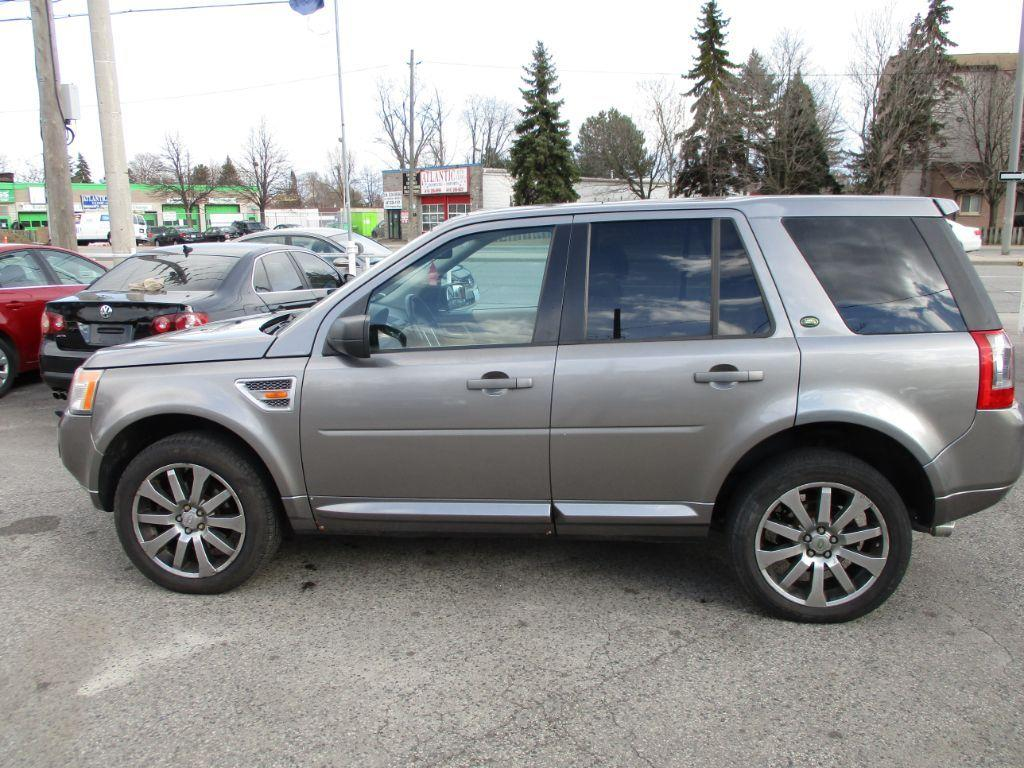 used 2008 land rover lr2 hse for sale in scarborough ontario. Black Bedroom Furniture Sets. Home Design Ideas