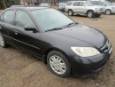 Used 2004 Honda Civic AUTOMATIC   COLD AIR for sale in Mansfield, ON