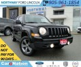 Used 2015 Jeep Patriot Sport/North | HEATED LEATHER | for sale in Brantford, ON