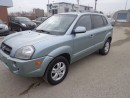 Used 2007 Hyundai Tucson GLS AWD CERTIFIED for sale in Kitchener, ON