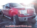 Used 2010 Ford F150 XLT SUPERCREW 4WD for sale in Calgary, AB
