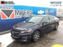 Used 2016 Chevrolet Malibu ALL NEW DESIGN, LEATHER, SUNROOF, NAVIGATION for sale in Ottawa, ON