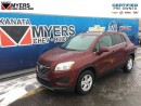 Used 2016 Chevrolet Trax AWD, SUNROOF, REMOTE START, POWER SEAT for sale in Ottawa, ON