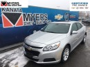 Used 2016 Chevrolet Malibu SUNROOF, REMOTE START, POWER SEAT, REAR VISION CAM for sale in Ottawa, ON