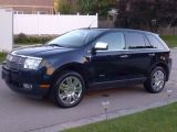 Photo of Blue 2009 Lincoln MKX