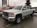Used 2016 GMC Sierra 2500 HD SLE for sale in Orillia, ON