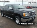 Used 2011 GMC Sierra 1500 SLE for sale in Thunder Bay, ON