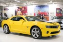 Used 2010 Chevrolet Camaro TRANSFORMERS BUMBLEBEE, 2SS, RS for sale in Paris, ON