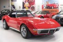 Used 1971 Chevrolet Corvette Stingray, Mille Miglia Red for sale in Paris, ON