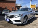 Used 2014 Mercedes-Benz E-Class E5504Matic, Navi*360Cam*ActiveSeats*AmgPkg+MBwarra for sale in York, ON
