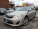 Used 2013 Toyota Camry LEPlus.Navi,Camera,Alloys,Keyless,AllPower&ToyotaW for sale in York, ON