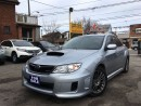 Used 2014 Subaru WRX WideBody,Manual,SportPkg,Spoiler&More!! for sale in York, ON