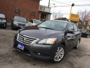 Used 2013 Nissan Sentra 1.8 SL,Leather,Navi,Camera,HtdSeats,BoseSound&Warr for sale in York, ON