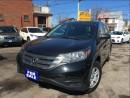 Used 2013 Honda CR-V LX,AllPowerOpti,Bluetooth,ReverseCam,HtdSeats,Allo for sale in York, ON