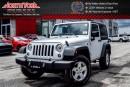 New 2017 Jeep Wrangler New Car Sport|4x4|Connectivity,Power,LightingPkgs|KeylessEntry|17