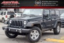 New 2017 Jeep Wrangler Unlimited New Car Sport|4x4|Connect.,ColdWthr,DualTopPkgs|R-Start| for sale in Thornhill, ON