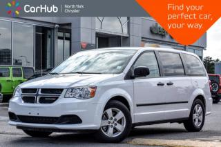 New 2017 Dodge Grand Caravan Canada Value Package|Climate,Express.Pkg|Keyless.Entry| for sale in Thornhill, ON