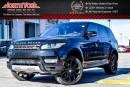 Used 2016 Land Rover Range Rover Sport V6 HSE|4x4|FrontClimatePkg|Sunroof|Nav|Meridian|22
