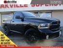 Used 2014 Dodge Ram 1500 ST | 5.7 L HEMI | BLACK EXPRESS | BLUETOOTH | for sale in Oakville, ON