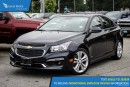 Used 2015 Chevrolet Cruze 2LT Navigation, Sunroof, and Heated Seats for sale in Port Coquitlam, BC