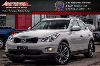 Used 2015 Infiniti QX50 AWD|Sunroof|Nav.|BoseAudio|HeatSeats|Leather|Sat.Radio|20