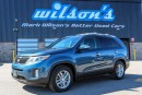 Used 2014 Kia Sorento LX $65/WK, 4.74% ZERO DOWN! BLUETOOTH! NEW BRAKES! HEATED SEATS! KEYLESS ENTRY! POWER PACKAGE! for sale in Guelph, ON