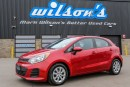 Used 2016 Kia Rio LX+ $39/WK, 5.49% ZERO DOWN!  HATCHBACK! BLUETOOTH! KEYLESS ENTRY! POWER PACKAGE! INFO CENTER! for sale in Guelph, ON