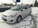 Used 2015 Hyundai Accent GL for sale in Brantford, ON
