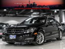 Used 2014 Mercedes-Benz C 300 NAVI|REAR CAM|SENSORS|4MATIC for sale in North York, ON