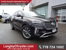 Used 2017 Hyundai Santa Fe XL Limited for sale in Surrey, BC