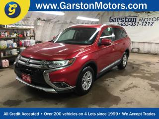 Used 2016 Mitsubishi Outlander SE*7 PASSENGER*AWC*V6*ECO MODE*BLUETOOTH PHONE CONNECTIVITY*ECO MODE*HEATED SEATS*DUAL ZONE CLIMATE CONTROL* for sale in Cambridge, ON