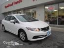 Used 2015 Honda Civic SEDAN LX for sale in Burnaby, BC