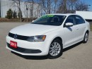Used 2013 Volkswagen Jetta S w/Sunroof for sale in Beamsville, ON
