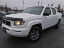 Used 2007 Honda Ridgeline 4wd alloy wheels power options for sale in Caledon, ON