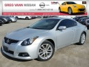 Used 2012 Nissan Altima 3.5 SR 6spd w/NAV,all leather,rear cam,pwr moonroof,climate control for sale in Cambridge, ON
