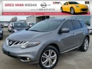 Used 2013 Nissan Murano Platinum AWD w/all leather,NAV,pan roof,climate,heatedseats,rear cam for sale in Cambridge, ON