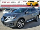 Used 2015 Nissan Murano Platinum AWD w/all leather,NAV,pan roof,climate,heated/cooled seats,rear cam for sale in Cambridge, ON