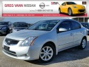 Used 2012 Nissan Sentra 2.0 S w/heated seats,alloys,rear spoiler, for sale in Cambridge, ON