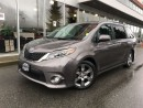 Used 2015 Toyota Sienna SE 8 Passenger,one owner,local for sale in Surrey, BC