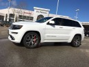 Used 2016 Jeep Grand Cherokee SRT MANAGERS DEMO for sale in Surrey, BC