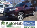 Used 2011 Toyota Highlander Sport Leather Sunroof for sale in Hamilton, ON