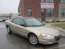 Used 2004 Chrysler Sebring Limited  for sale in Etobicoke, ON