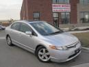 Used 2007 Honda Civic EX for sale in Etobicoke, ON