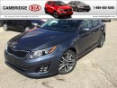 Used 2014 Kia Optima SX TURBO KIA CERTIFIED PRE-OWNED for sale in Cambridge, ON