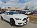 Used 2016 Ford Mustang RARE 6 SP- RECARO SEATS-ECO BOOST for sale in Scarborough, ON